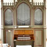 Bartow: Orgel