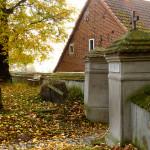 Friedhofsmauer Süden