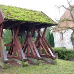 Glockenstuhl vorher