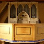 Hohenmocker: Orgel
