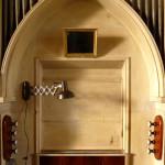 Hohenmocker: Orgelspieltisch
