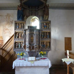 Gnevkow: Altar