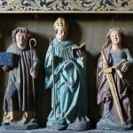 Gnevkow: Altardetail