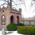 Glockenstuhl Hohenbrünzow
